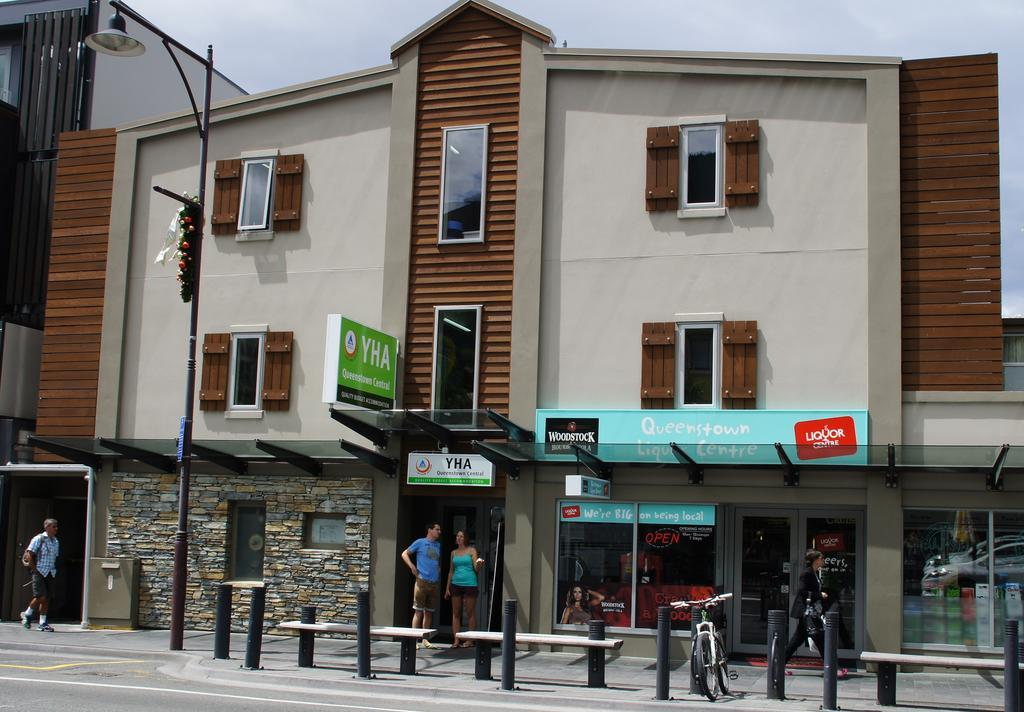 YHA NZ: Queenstown Central Accommodation