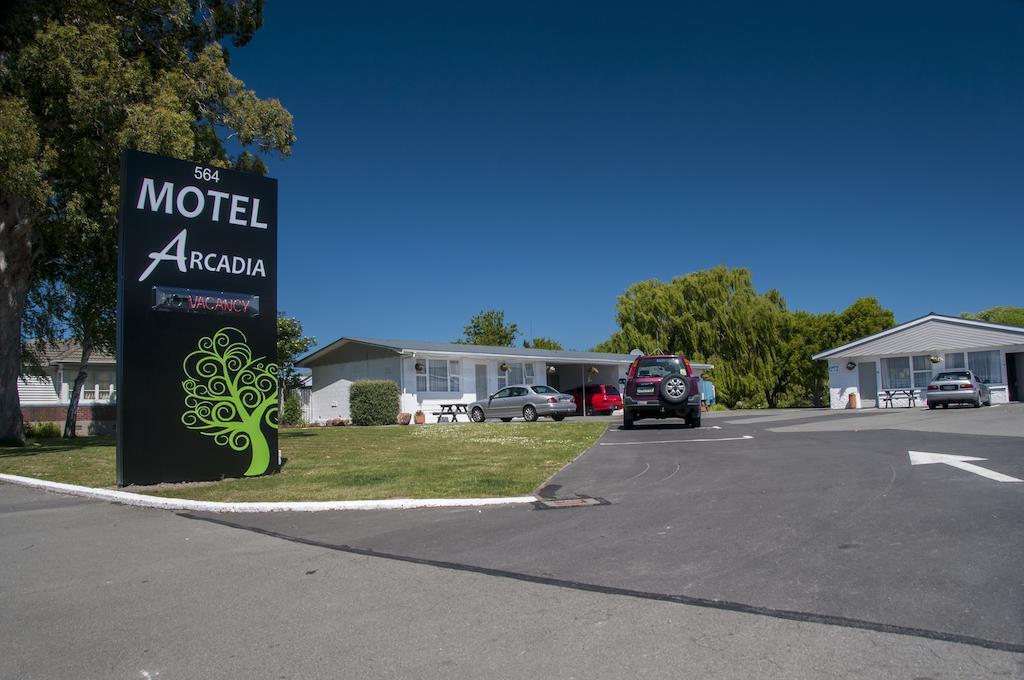 Arcadia Motel - Christchurch
