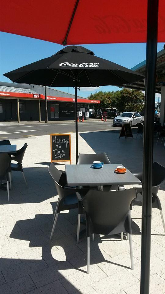 Tides Cafe