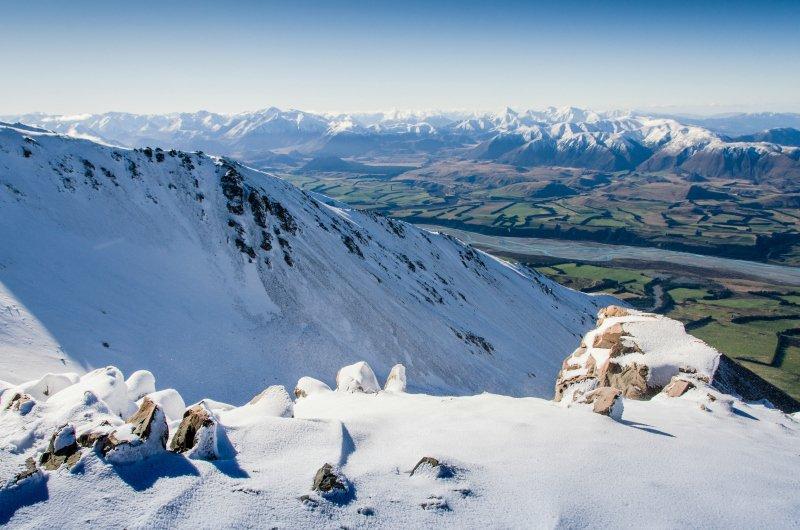 Cardrona Alpine Resort Ski Field