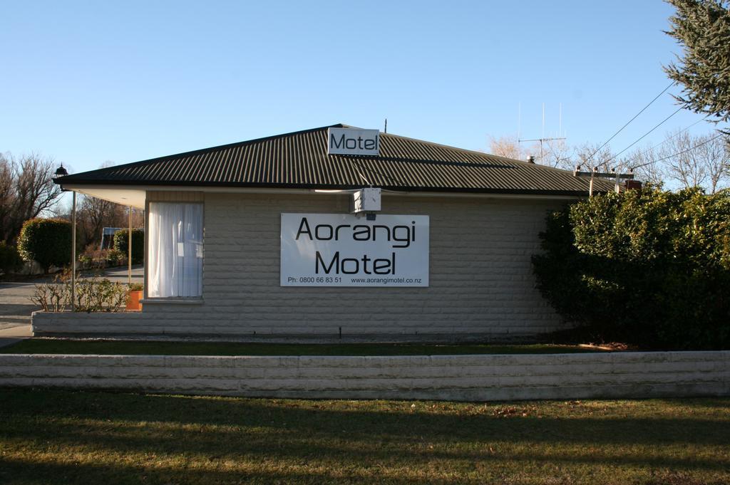 Aorangi Motel Fairlie