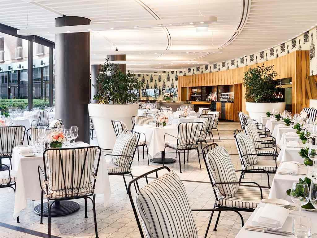 The Garden Court Brasserie
