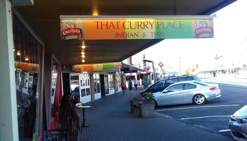 That Curry Place