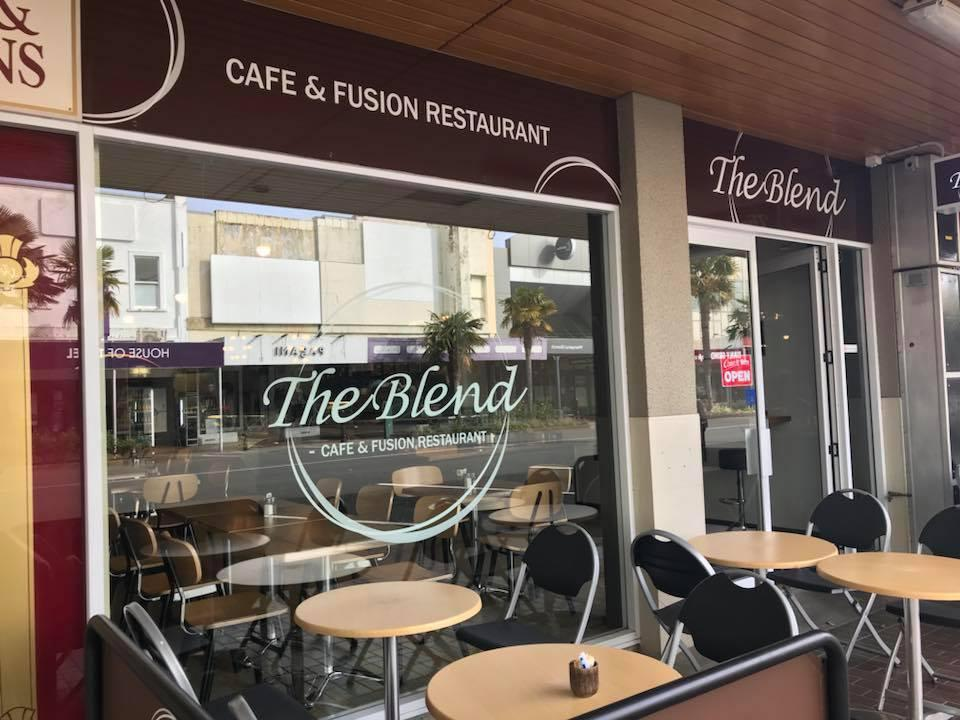 The Blend Cafe and Fusion Restaurant
