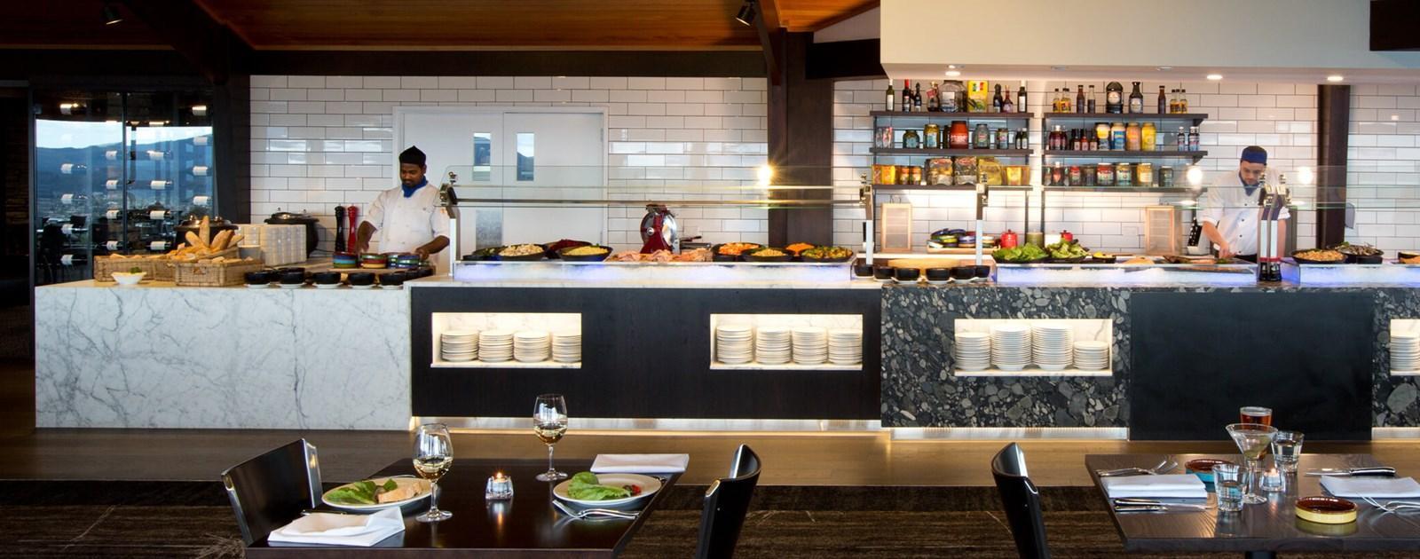 Stratosfare Restaurant Rotorua