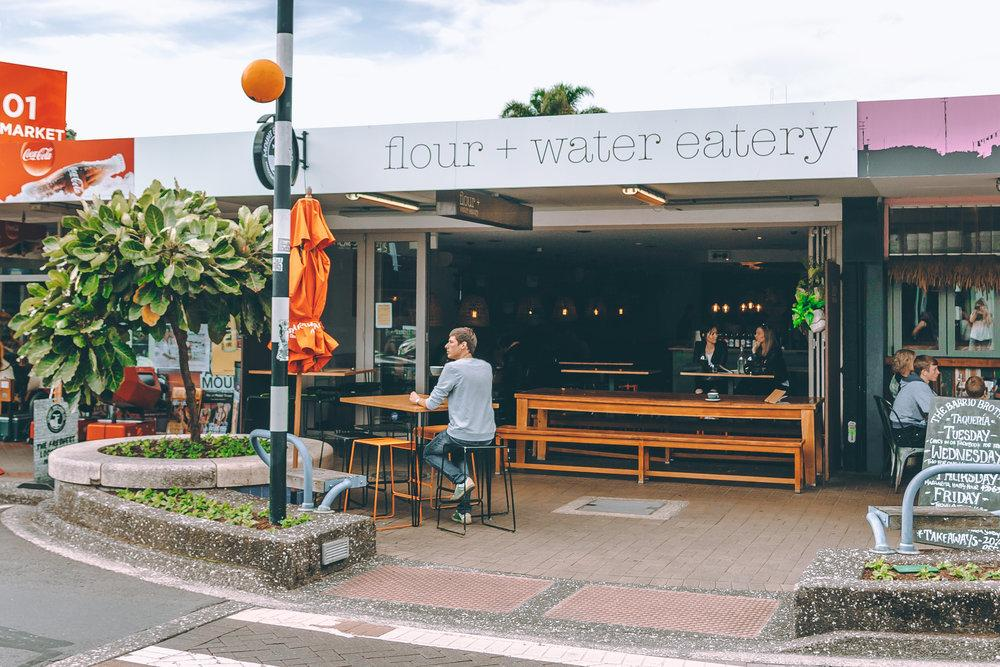 Flour + Water Eatery