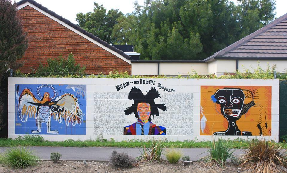 Brockworth Street Art Gallery