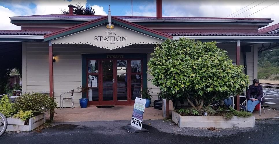 The Station Cafe