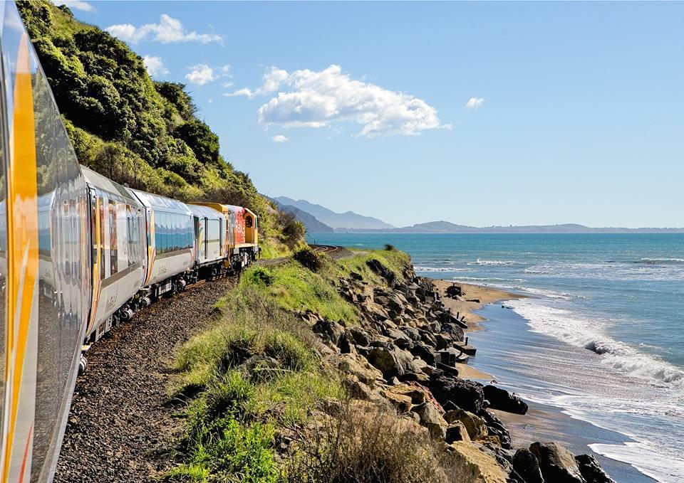 Northern Explorer Train