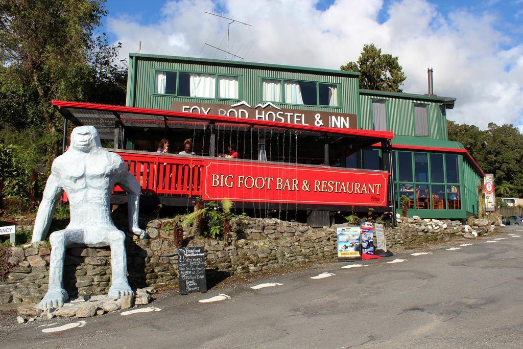 Fox Glacier Inn & Pod Hostel