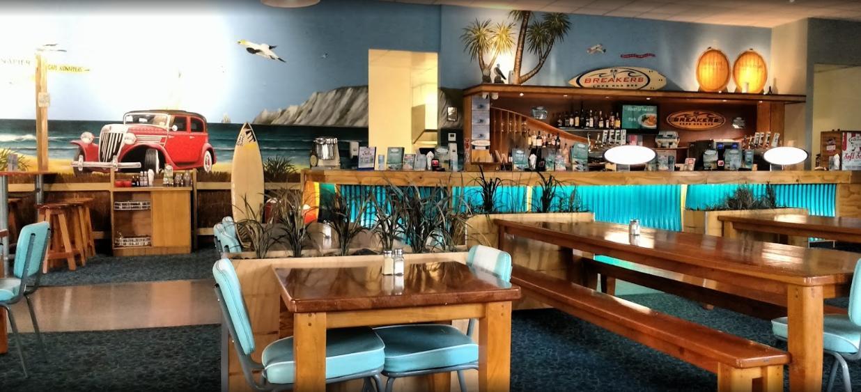 Breakers Restaurant - Napier