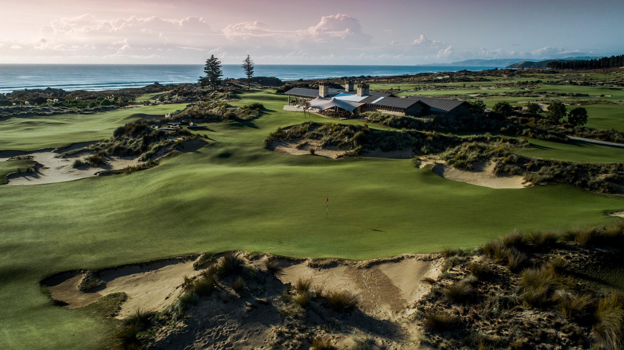 Tara Iti Golf Course