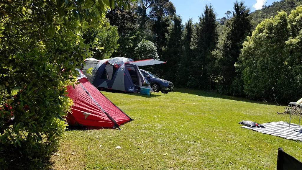 Holdsworth Camping Area