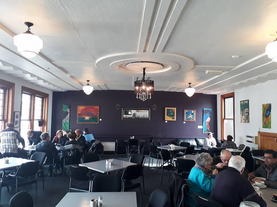 Freddy`s Cafe