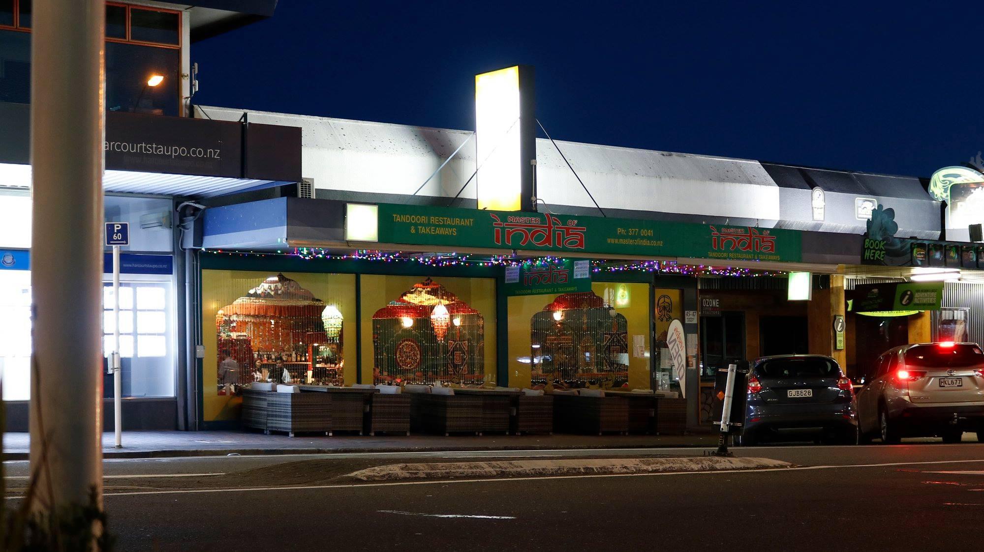 Best Indian Restaurant Taupo