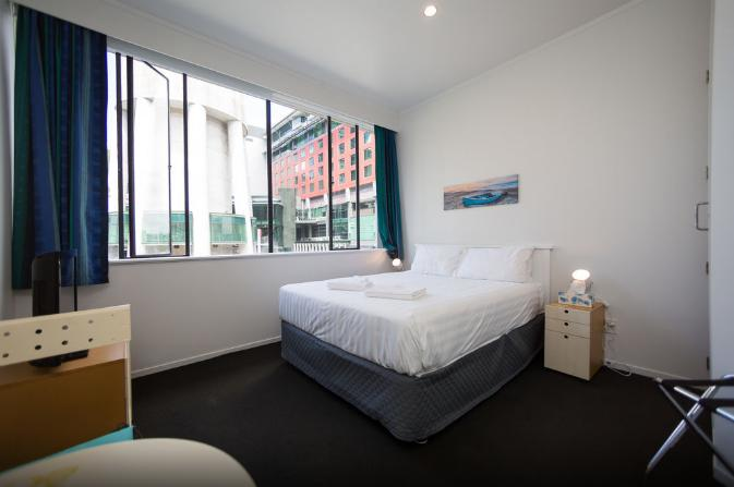 Auckland City Apartment