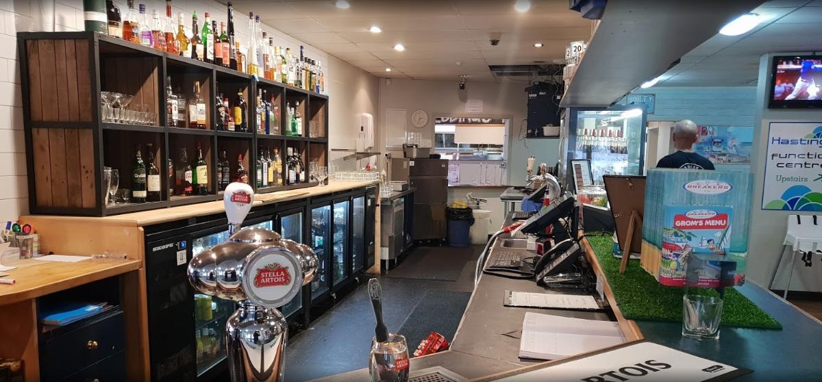 Breakers Restaurant - Hastings