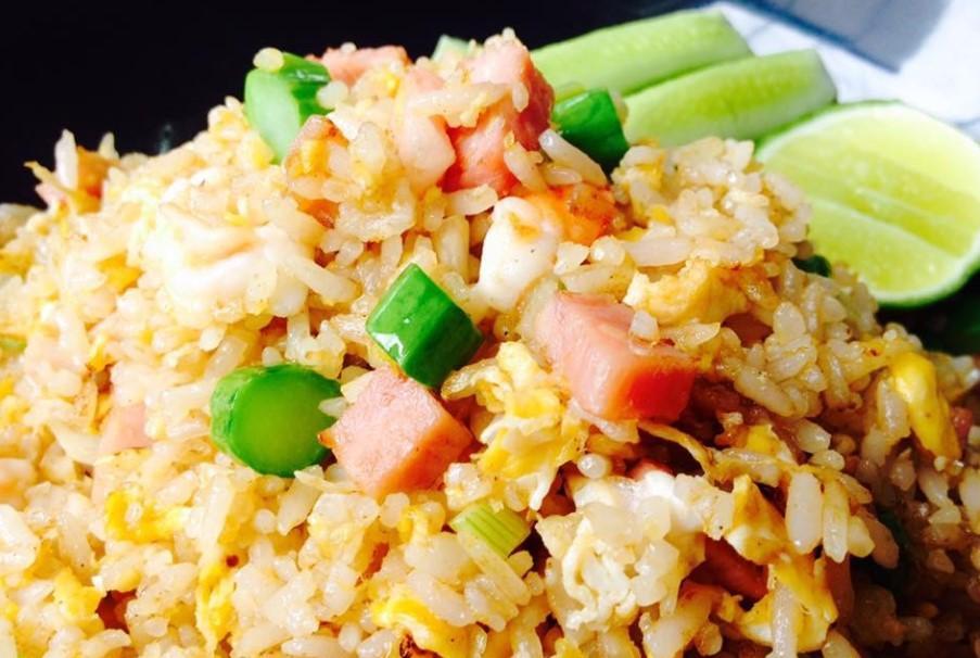 Green Chilli Thai Food
