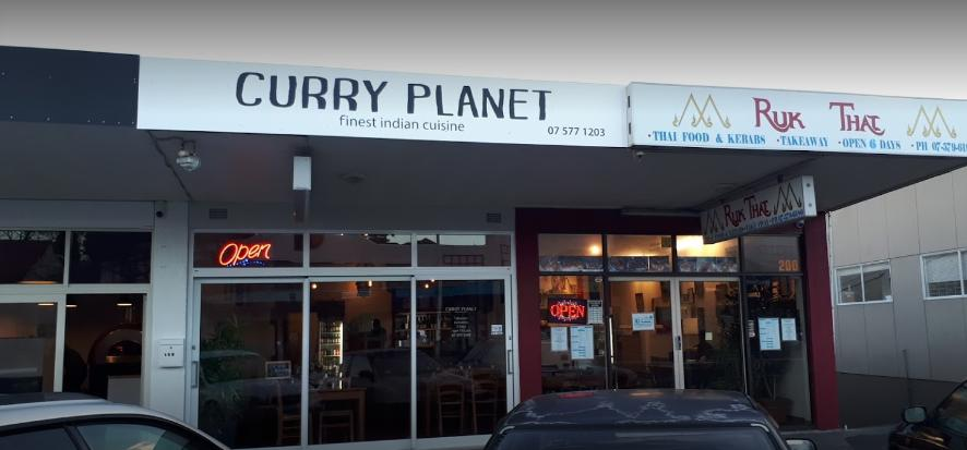 Curry Planet