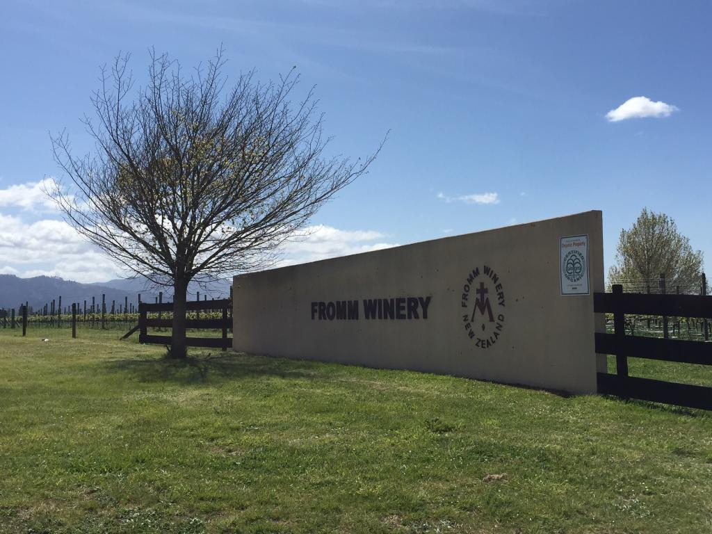 Fromm Winery