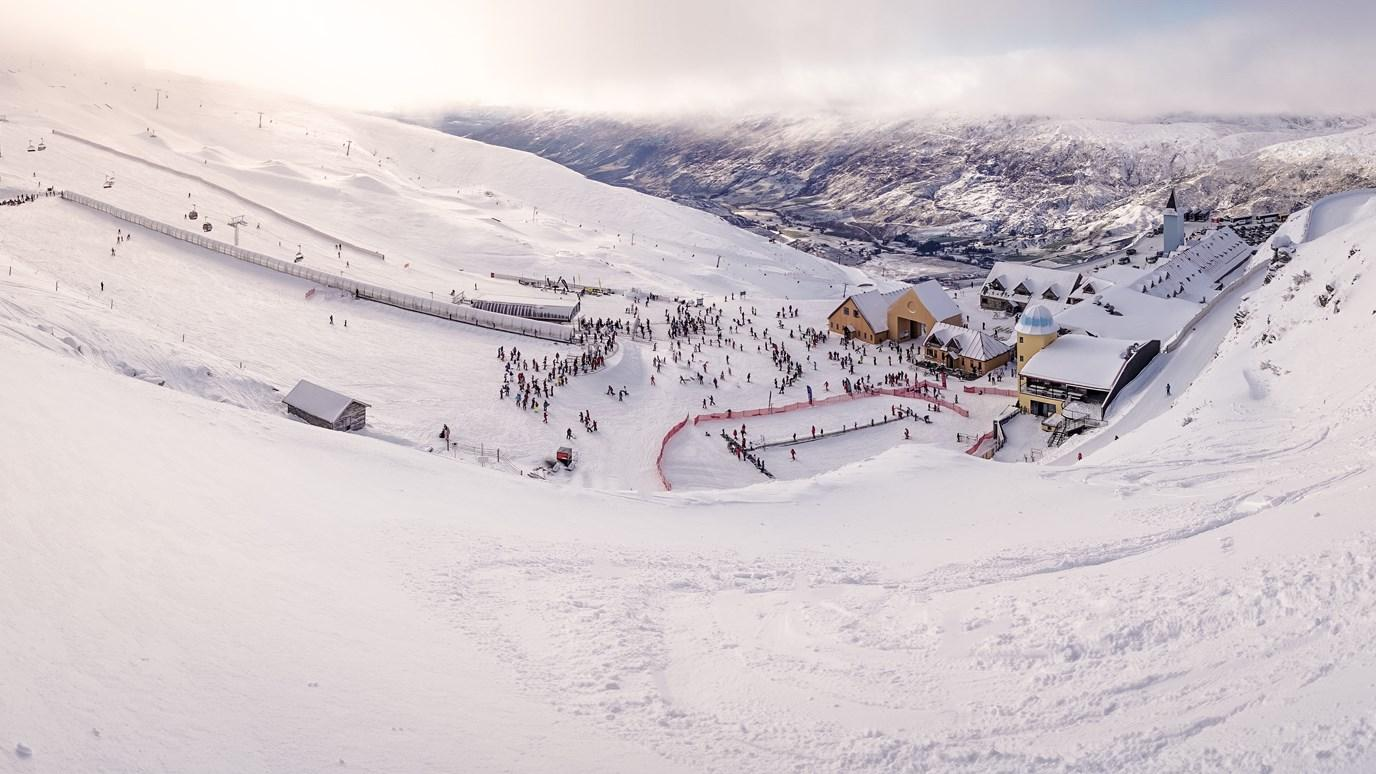 Queenstown Ski Escape