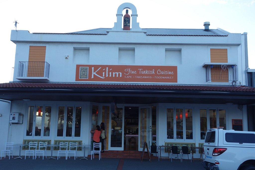 Kilim Cafe Napier