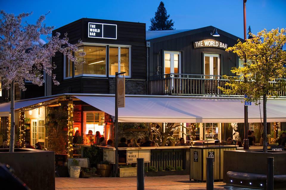 The World Bar & Restaurant