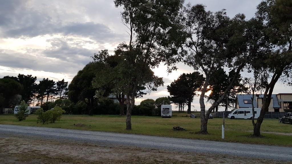 Amberley Beach Camping Ground