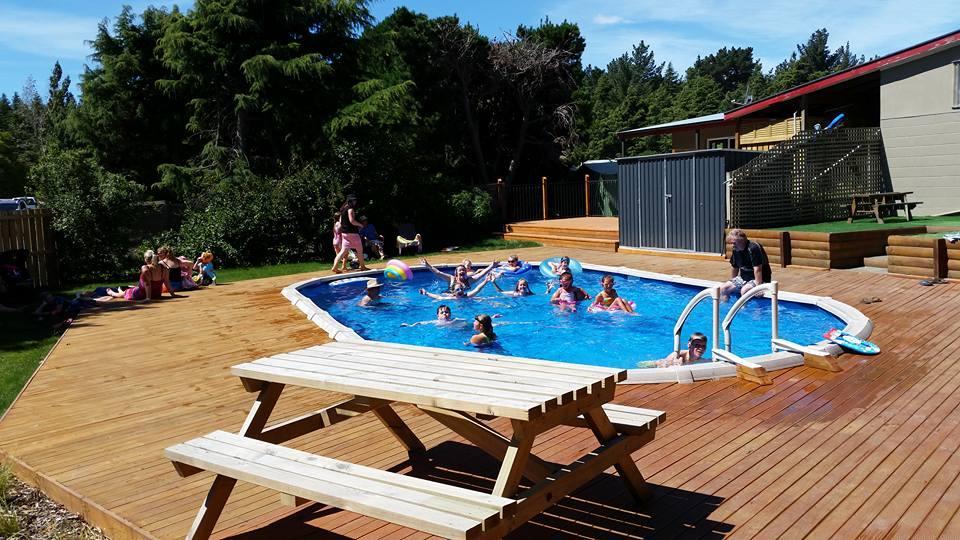 Rakaia River Holiday Park