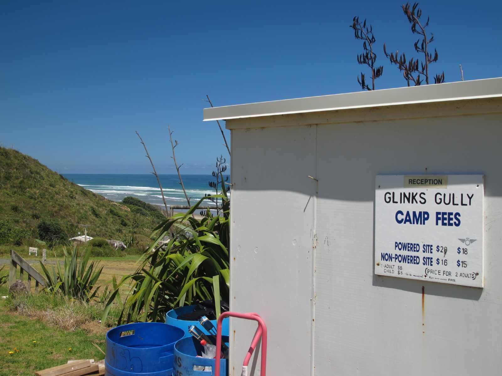 Glinks Gully Campground