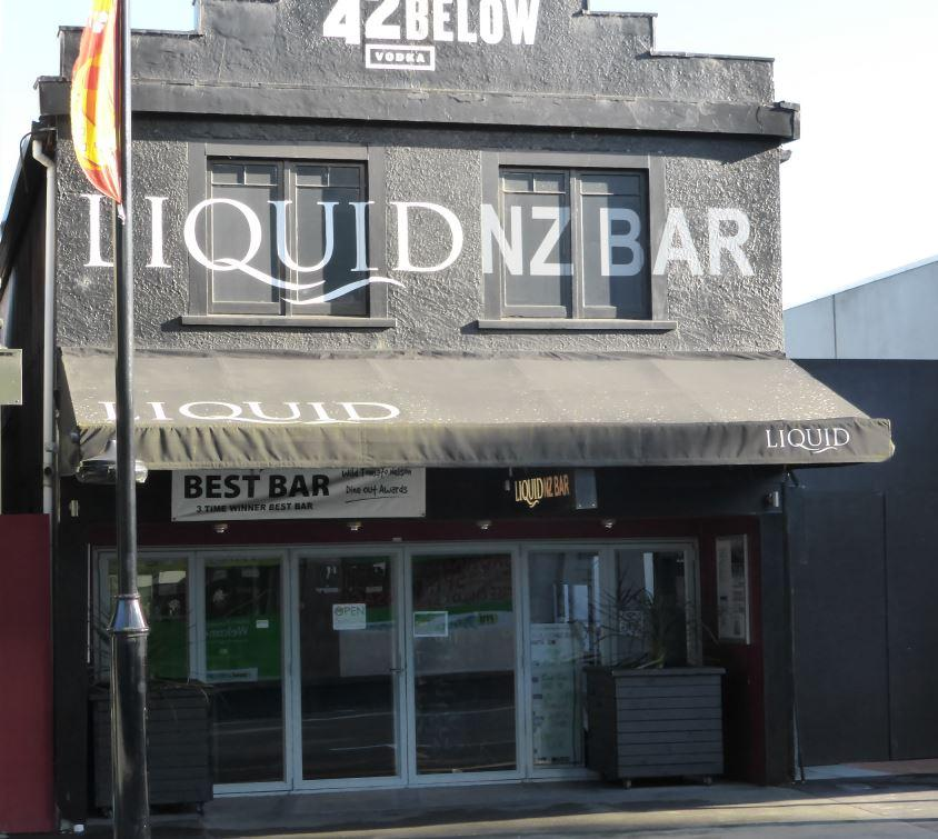 Liquid NZ Bar