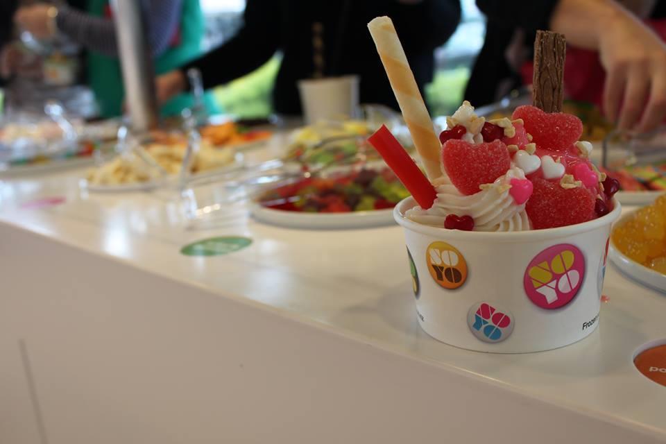 SoYo Frozen Yoghurt