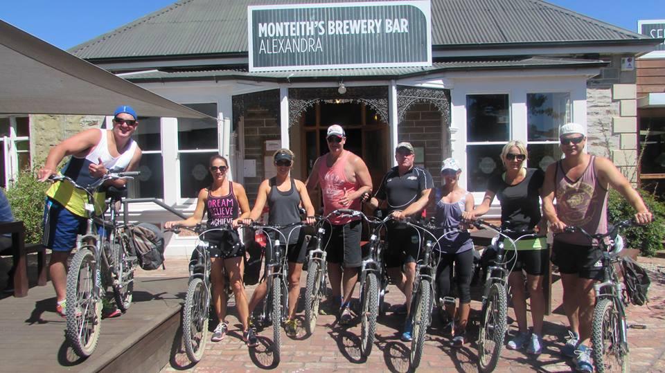 Monteiths Brewery Bar Alexandra