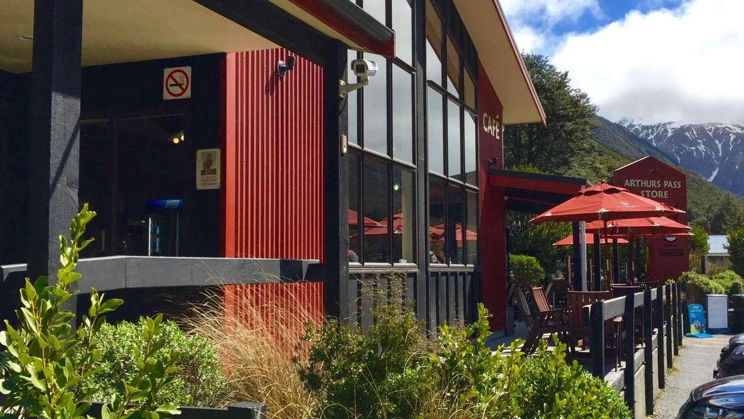 Arthur's Pass Cafe & Store