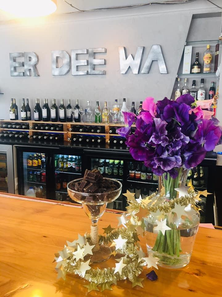 Er Dee Wa Restaurant & License