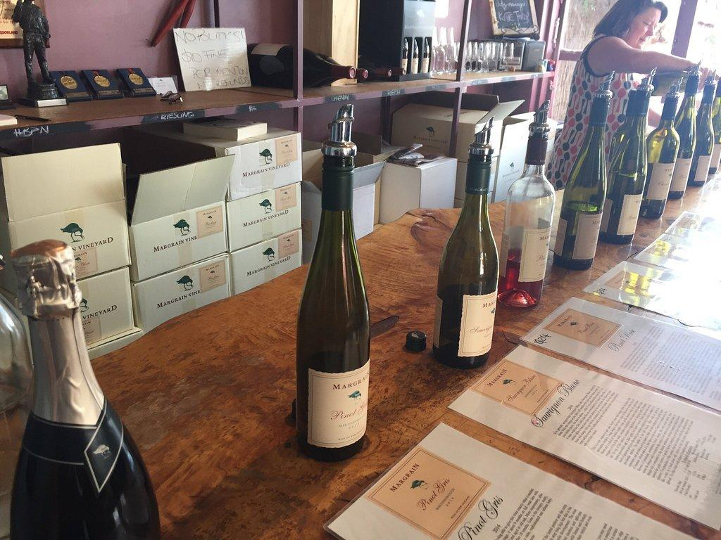 The Vineyard Cafe