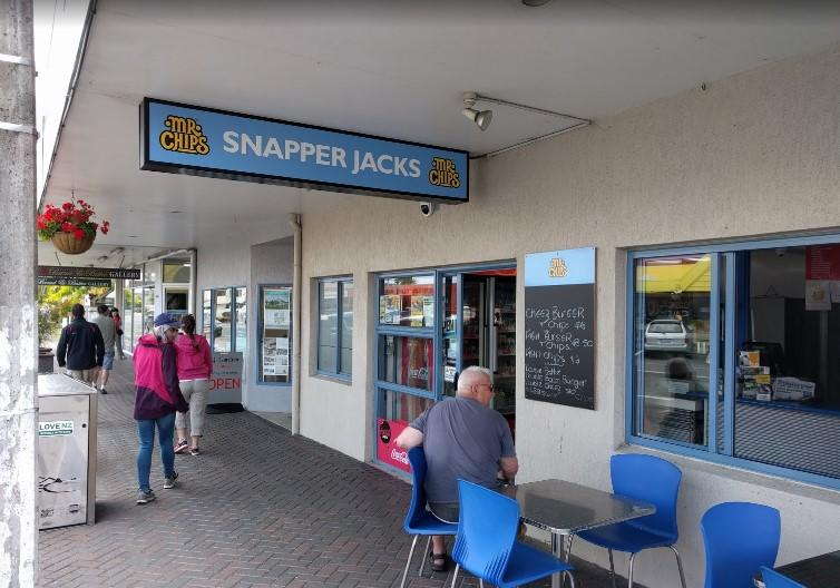 Snapper Jacks Takeaways