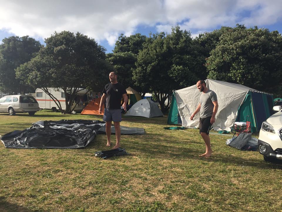 Piha Domain Motor Camp