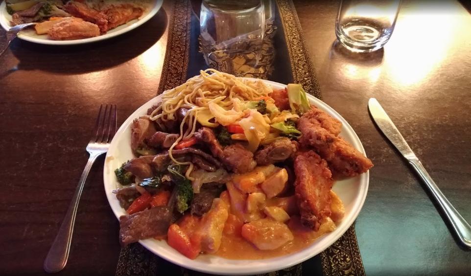 Thai Chilli Methven