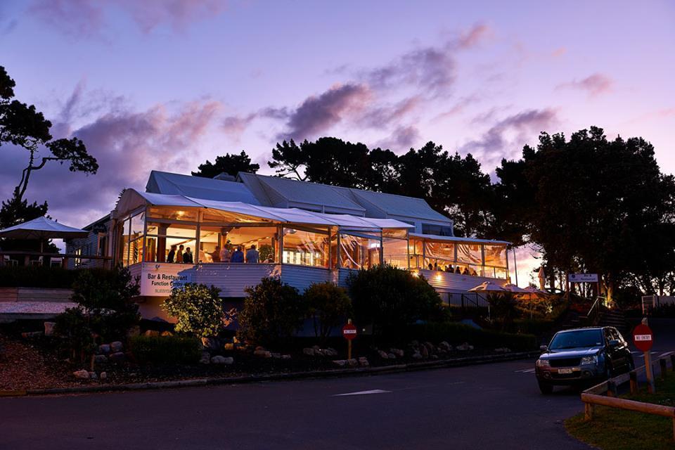 The Blue Bar & Eatery