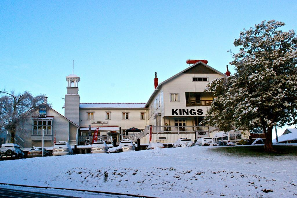 Kings Ohakune - Bar, Restaurant & Accommodation