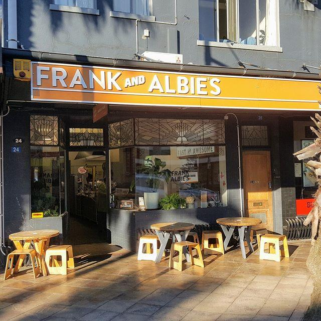 Frank and Albie's - Gisborne