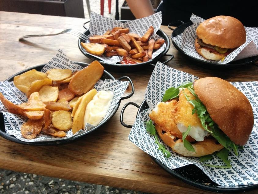 Burger Burger Ponsonby