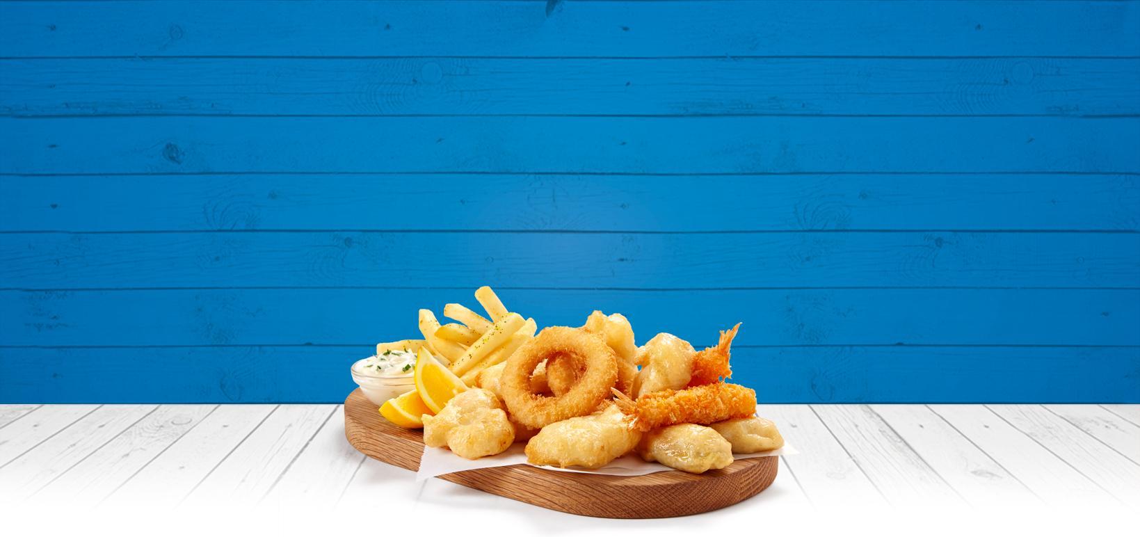 LJ's Seafood