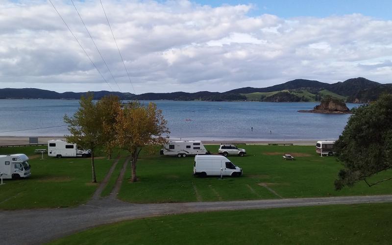 Whangaruru Beachfront Motor Camp