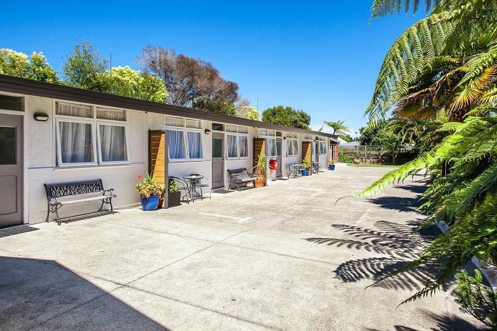 Amber Court Motel - Whakatane
