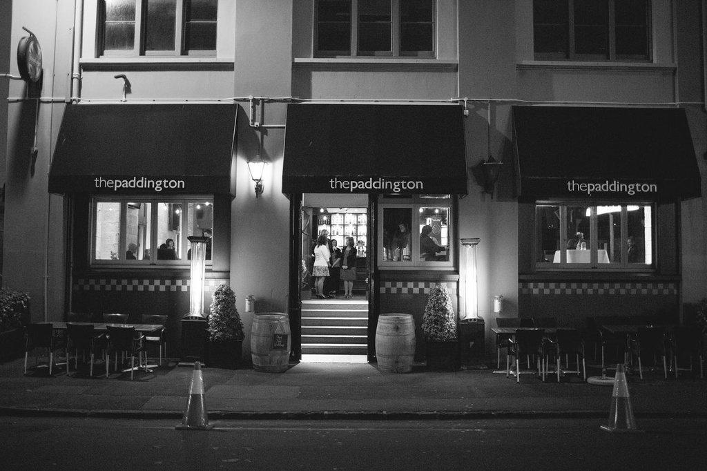 The Paddington Bar and Restaurant