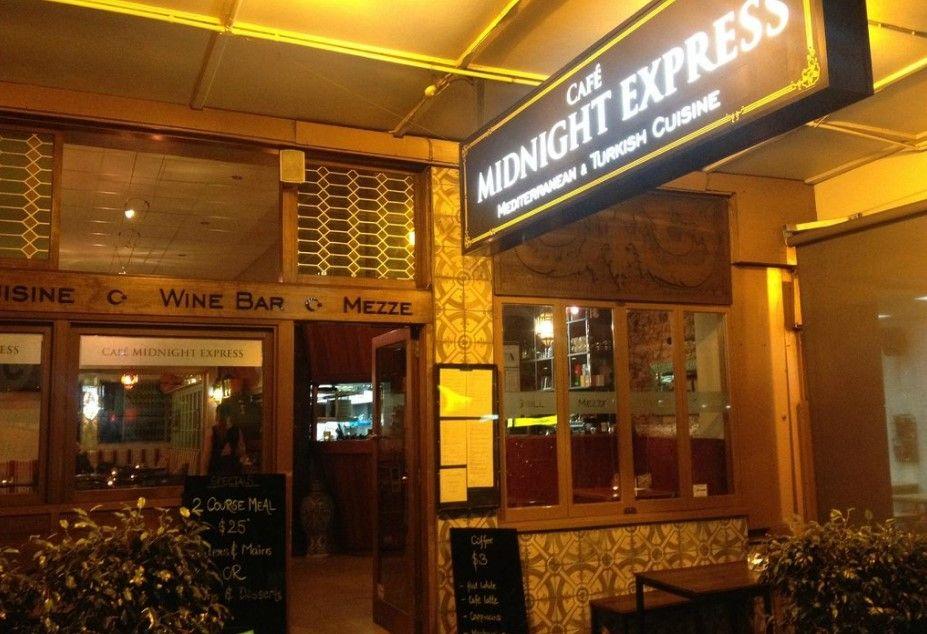 Cafe Midnight Espresso