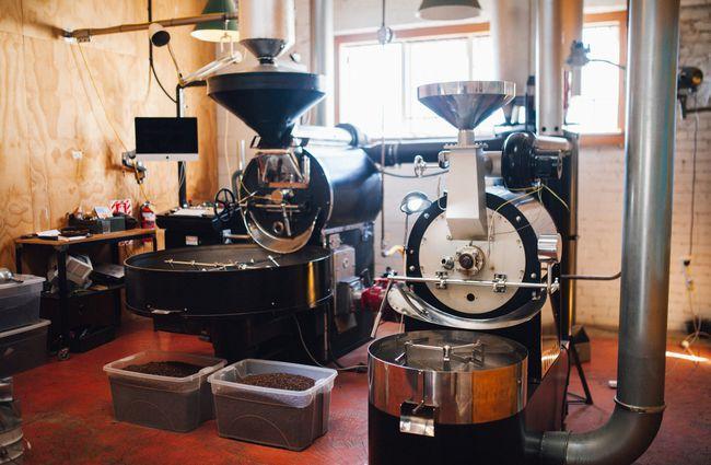 Rocket Coffee Roasters