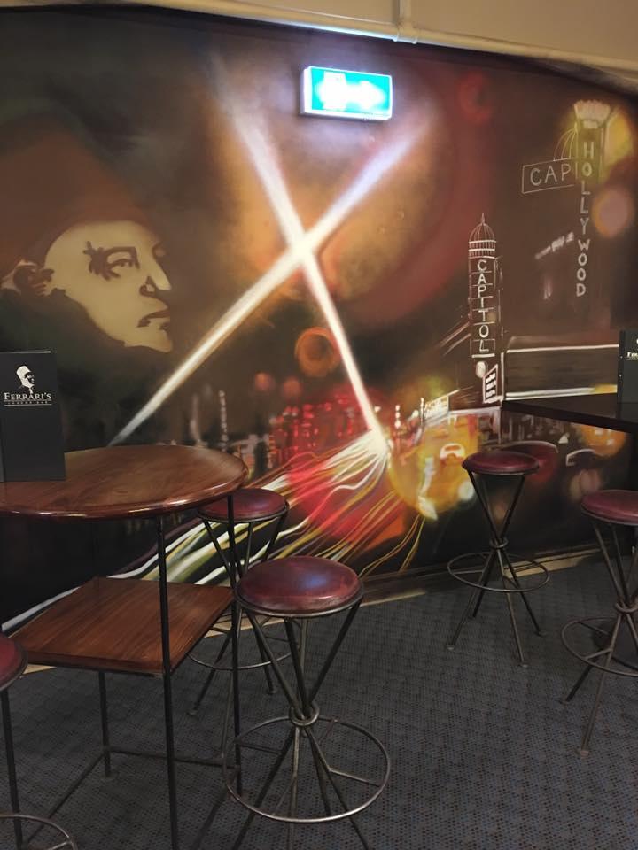 Ferrari's Lounge Bar